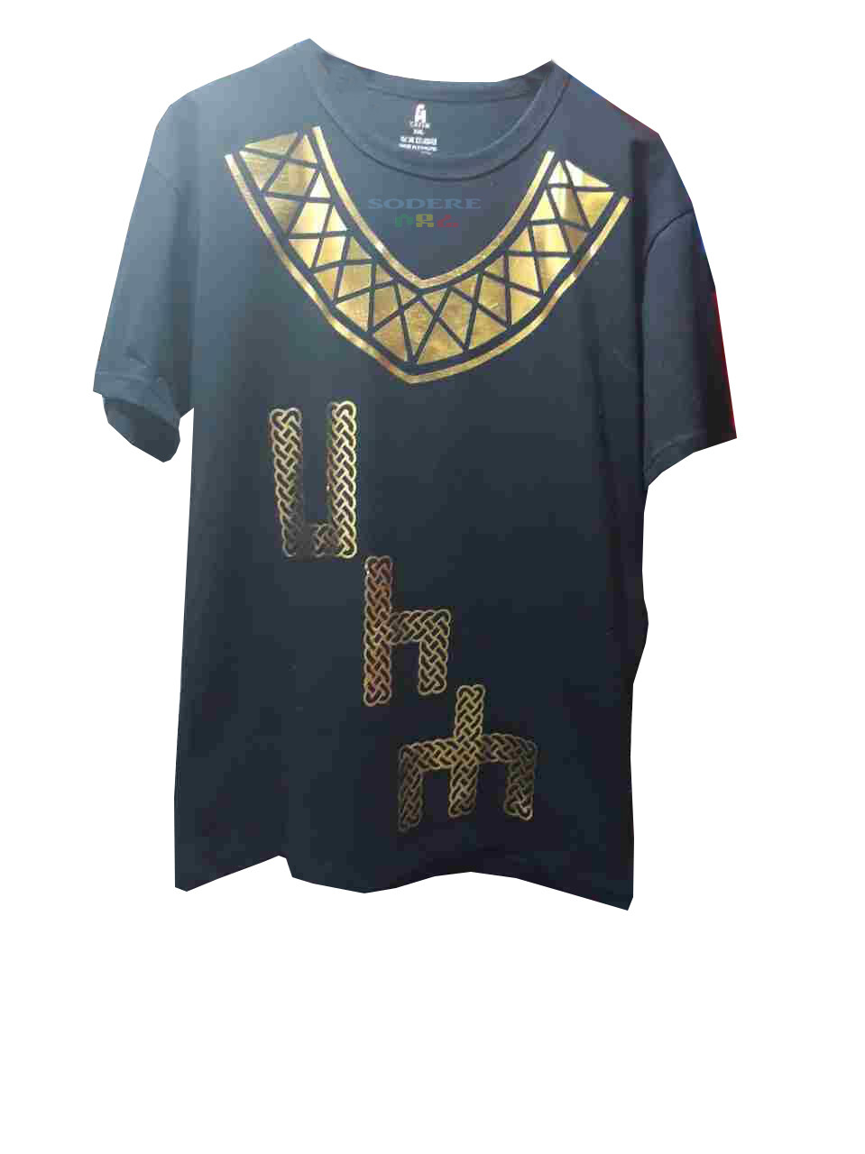 ባህላዊ የወንዶች አላባሽ T-shirt for Men