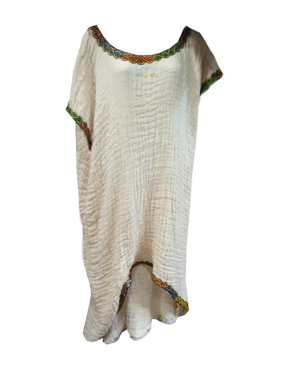 የሀበሻ ቀሚስ  Ethiopian Traditional Dress