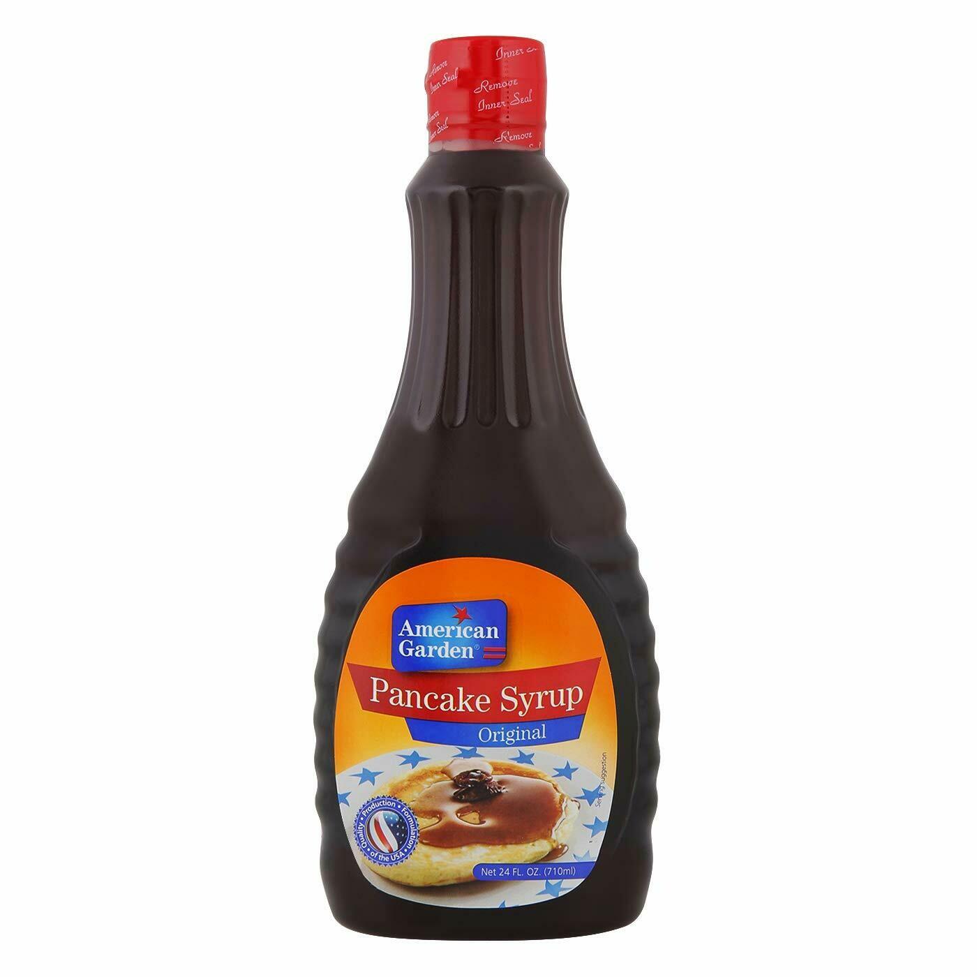 American Garden Pancake Syrup (Ethiopia Only)