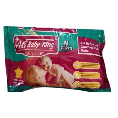 Ag Baby King Wipes (Ethiopia Only)