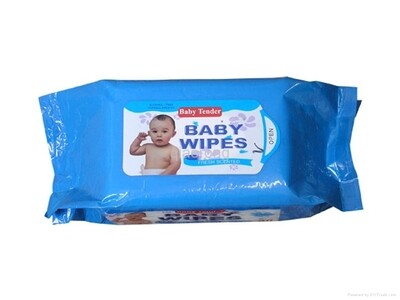 Baby Wipes (Ethiopia Only)