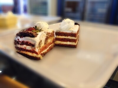 Black Forest Cake (Ethiopia Only)