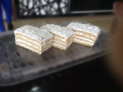White Forest Cake (Ethiopia Only)