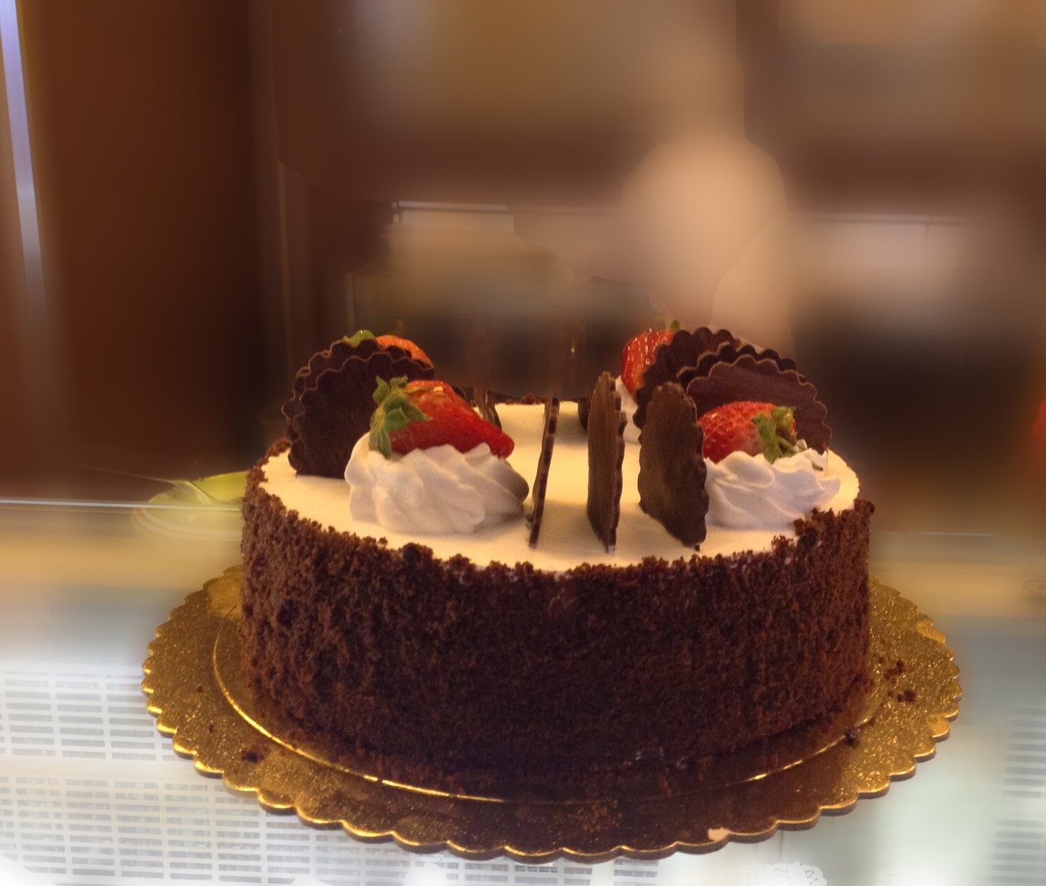 Bilos Black Forest cake  (Ethiopia Only)