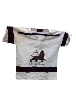 ሞአንበሳ ያለበት አላባሽ The Line Of Judah T-shirt