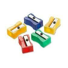 እርሳስ መቅረጫ Pencil Sharpener ( Ethiopia Only)