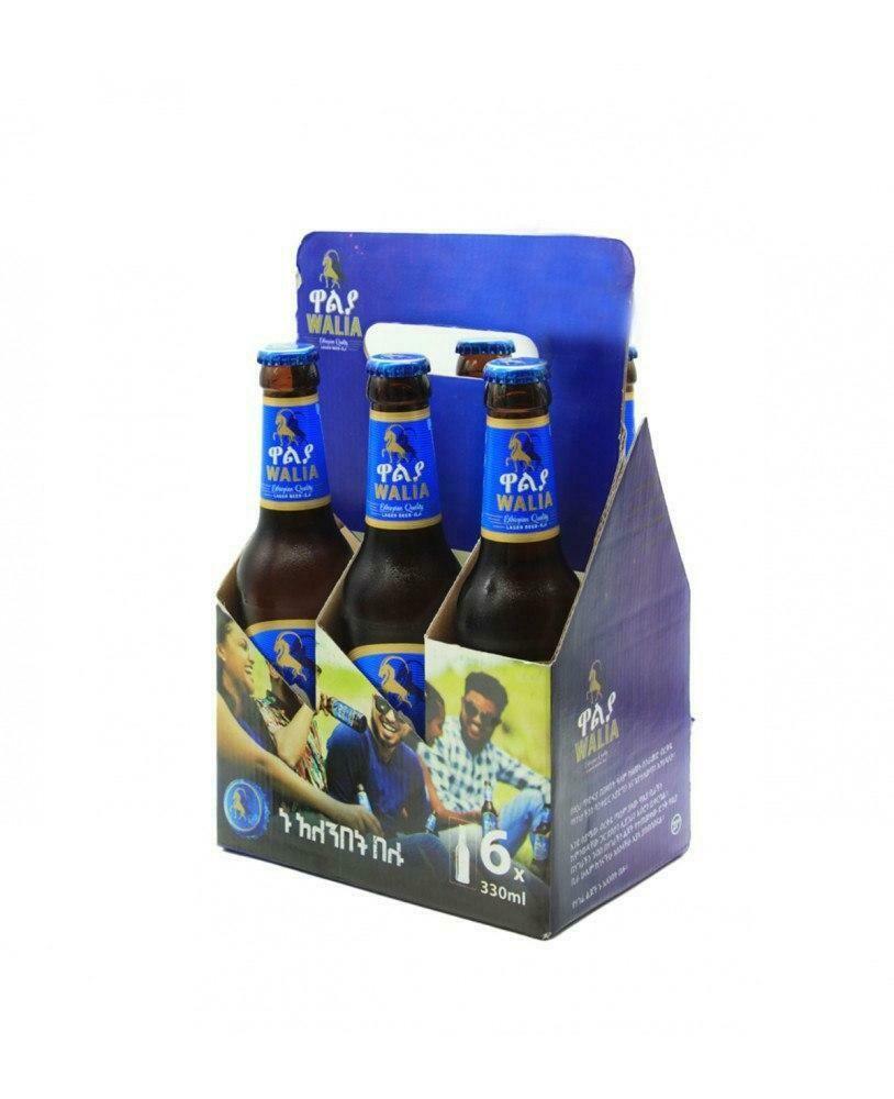 ዋልያ ቢራ Walia Beer (Ethiopia Only)