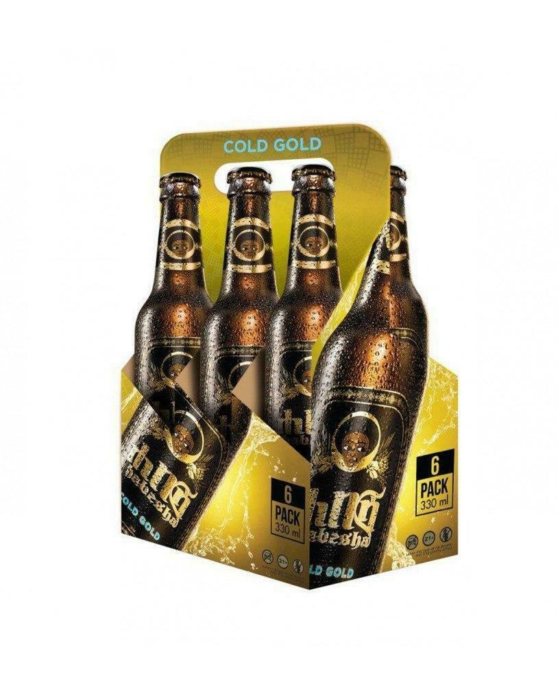 ሐበሻ ቢራ Habesha Beer 330ml (Ethiopia Only)