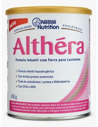Althera Powder Milk 450ml (Ethiopia Only)