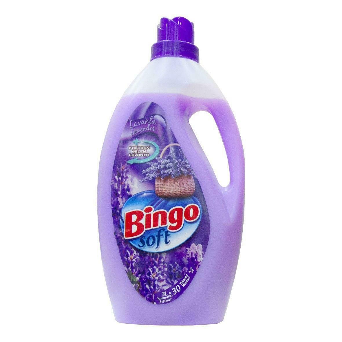 ቢንጎ ፈሳሽ ሳሙና Bingo Liquid Soap 3liter