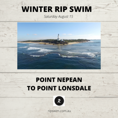 Winter Rip Swim - 15th August (Qualifiers only)