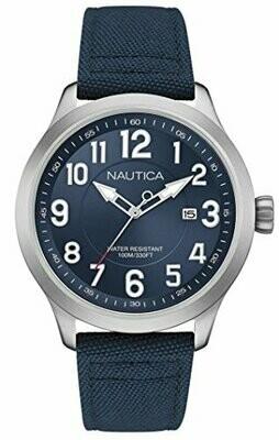 orologio solo tempo uomo Nautica Ncc 01 Date casual cod. NAI10501G