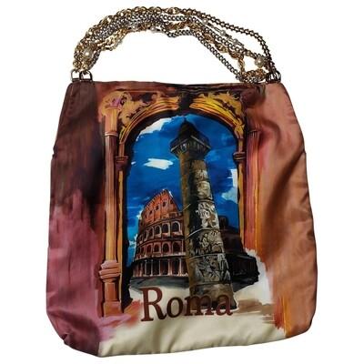 Dolce & Gabbana Silk handbag