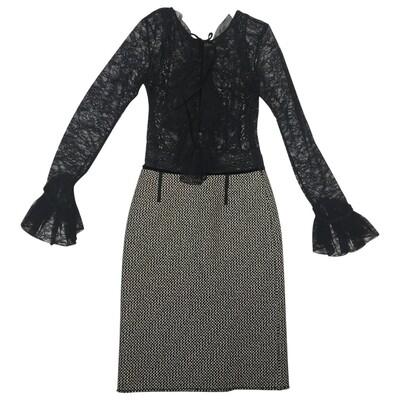 Louis Vuitton Wool mid-length dress