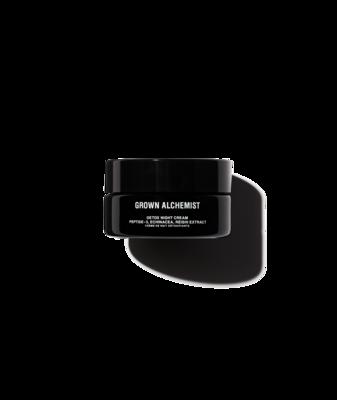 Detox Night Cream  Peptide-3, Echinacea, Reishi Extract