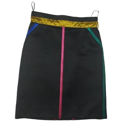 Louis Vuitton Neon mid-length skirt