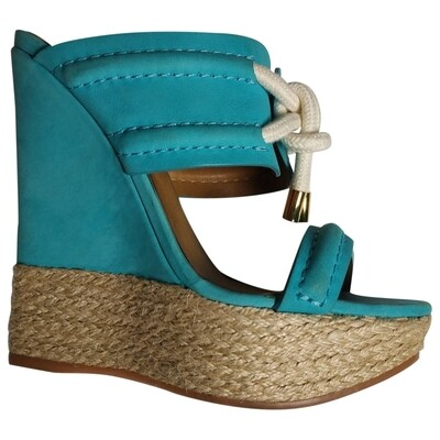 Dsquared2 Leather sandals, size 37