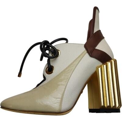 Dior gold heels, size 38