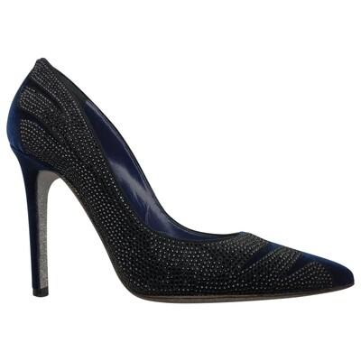 Rene Caovilla Velvet heels, size 38