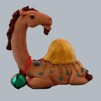 """Camel Gold Back """"Moshe"""""""