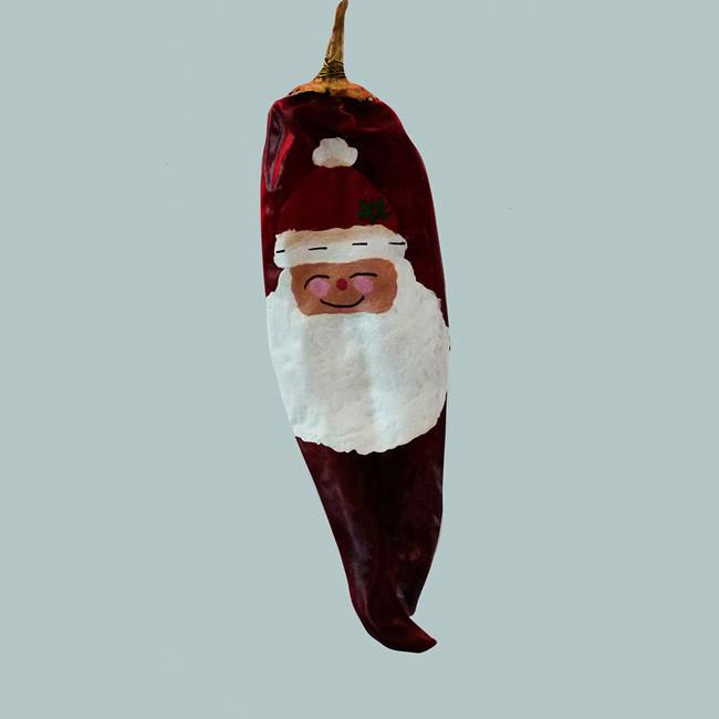 Red Chile Santa