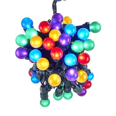 LED Multi-Colored Pearl Light Set