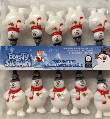 Frosty the Snowman Light Set