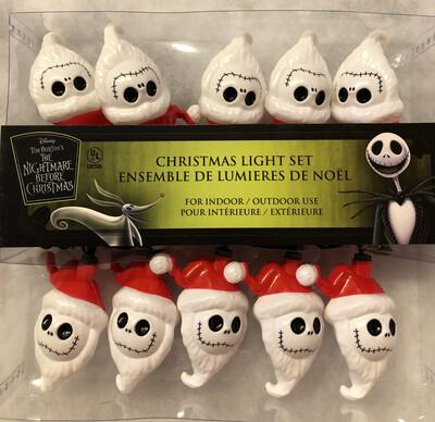 Nightmare Before Christmas Light Set