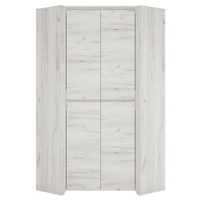 Angel 2 Door Corner Fitted Wardrobe