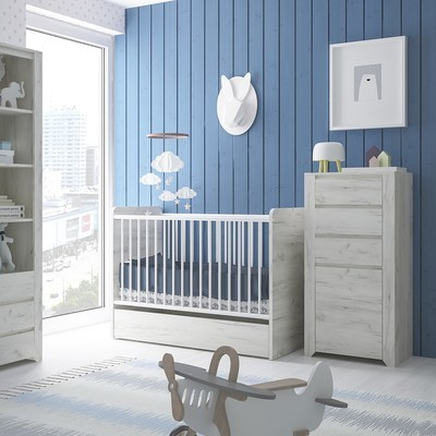 Angel Cot Bed Lower Drawer