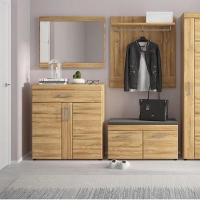 Cortina Double Door Shoe Cabinet
