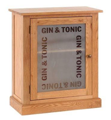 Gin & Tonic Drinks Display Cabinet