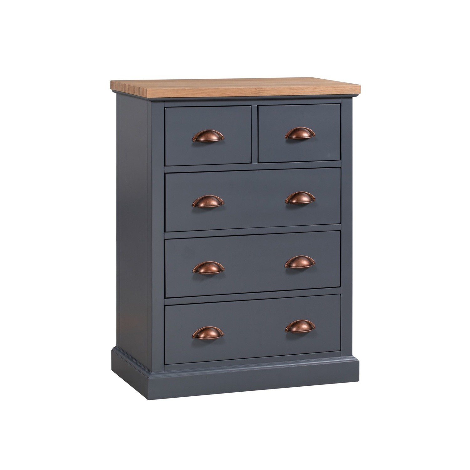 Richmond 2 Over 3 Drawer Chest