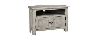 Vancouver Sawn Weathered Grey TV Unit