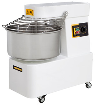 Spiral Mixer fixed head and bowl