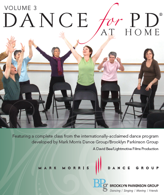 Dance for PD® At Home DVD Volume 3