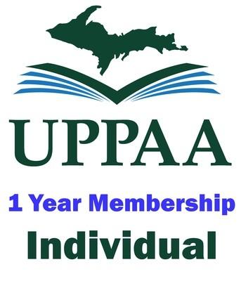 UPPAA 1 Year membership - Individual