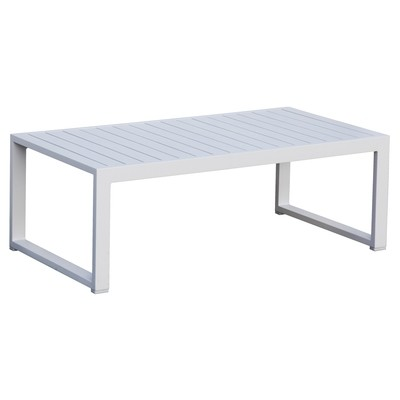 coffee table outdoor aluminum tables