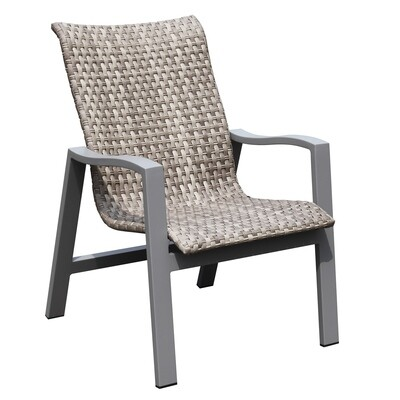 Wicker Lounge Chair for  Patio,Outdoor,Pool