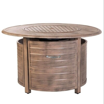 patio aluminum fire pits table for garden hotel contract