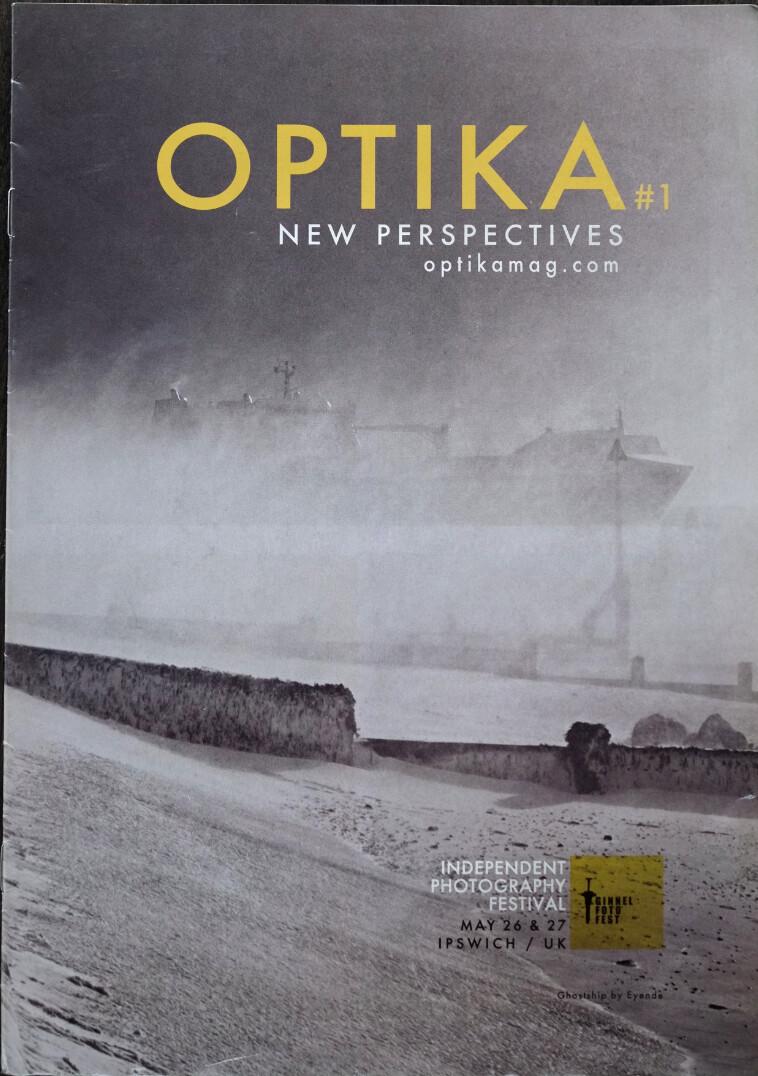 OPTIKA #1 New Perspectives Magazine