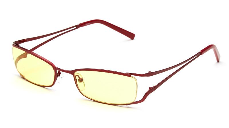 Очки для компьютера AF041 красный