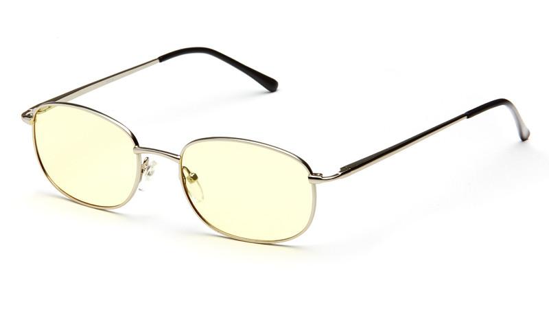 Очки для компьютера AF016 серебро