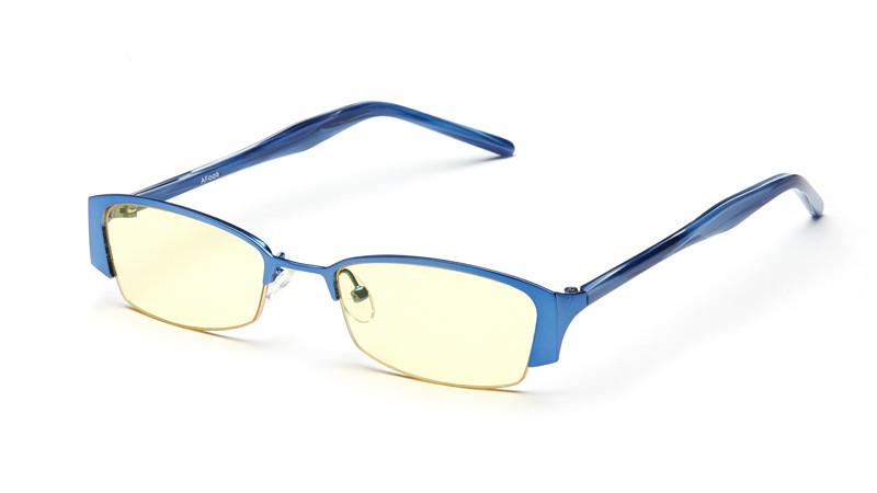 Очки для компьютера AF006 синий