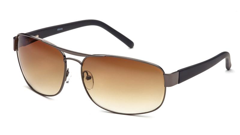 Солнцезащитные очки градиент AS019 темно-серый