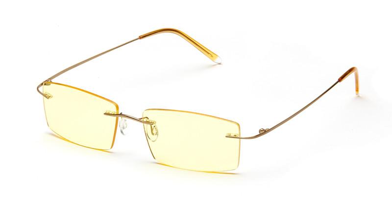 Очки для компьютера AF001 золото