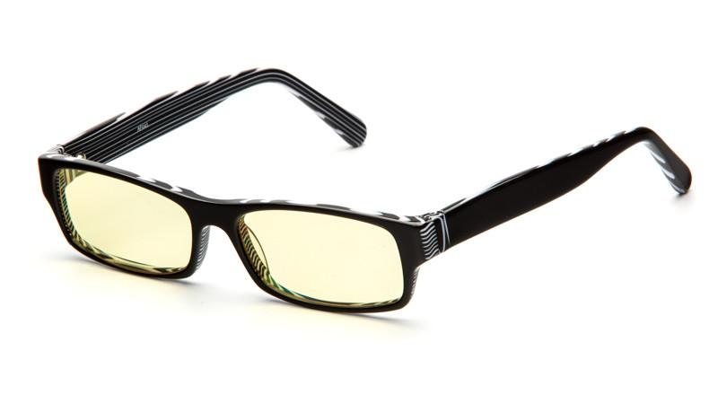Очки для компьютера AF043 черно-белый