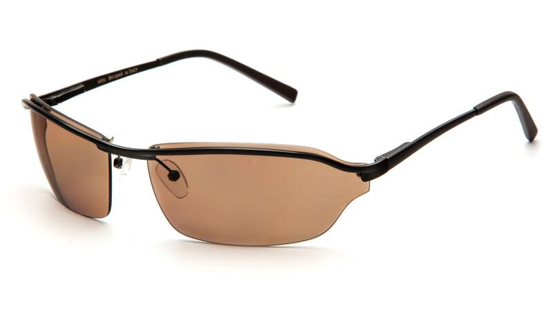 """Очки для водителя """"солнце"""" AS052 черный"""