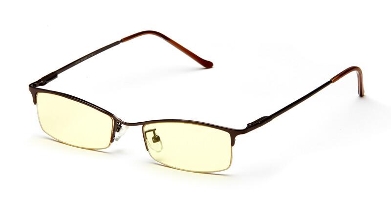 Очки для компьютера AF004 коричневый
