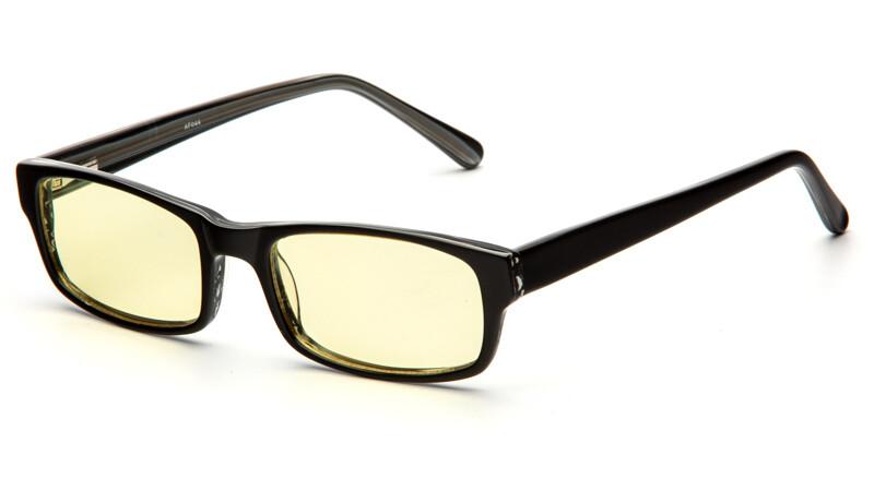 Очки для компьютера AF044 черно-серый